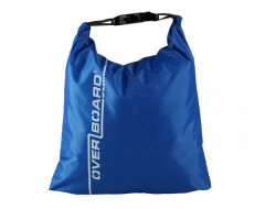 Overboard Waterproof Dry Pouch blauw - 1 Liter