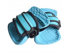 Fluid Feather Lite bindingen (Pads + straps) Blue