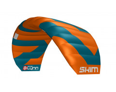 Peter Lynn Skim Complete - 2.8m – teal – orange