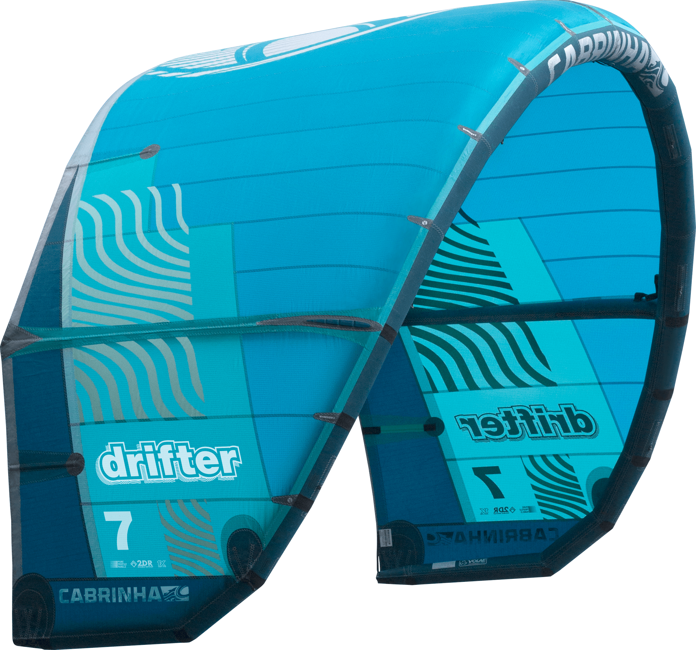 Cabrinha Drifter 2019 Kite Only Blue