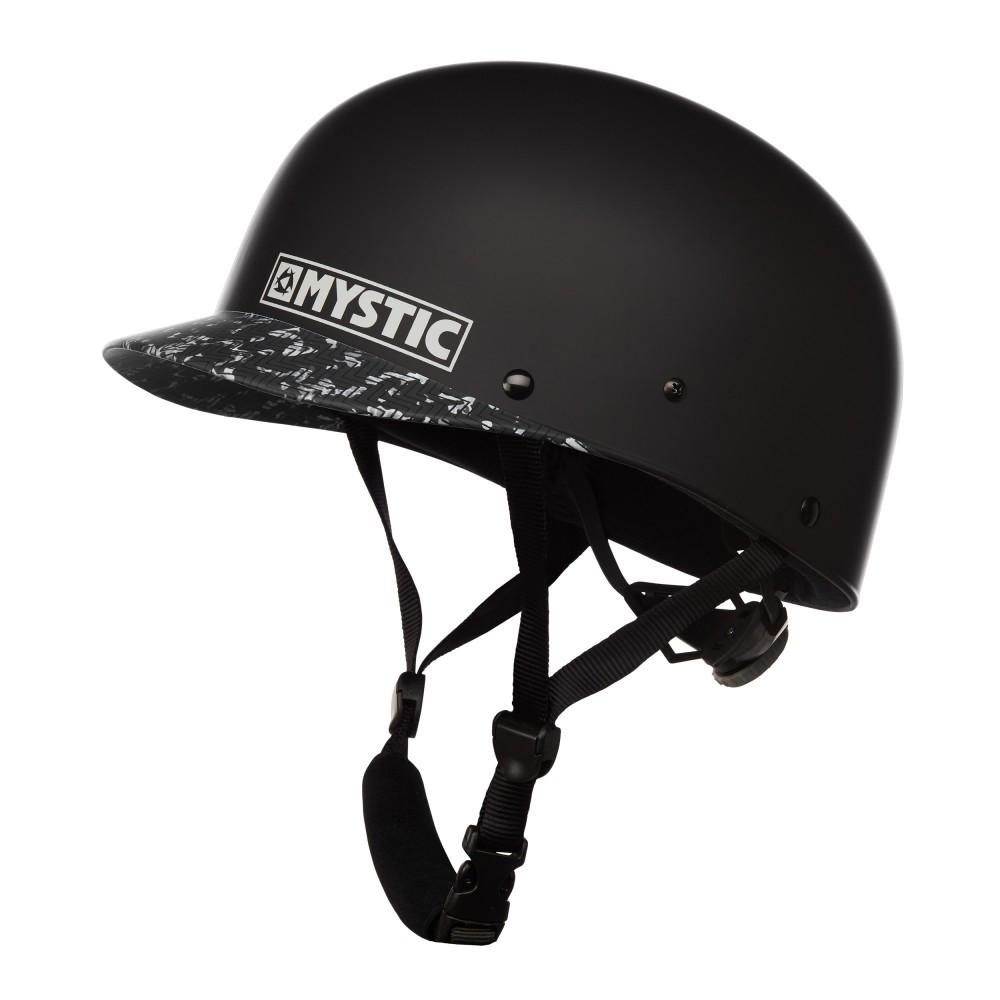 Mystic Shiznit helm Black/White 2019