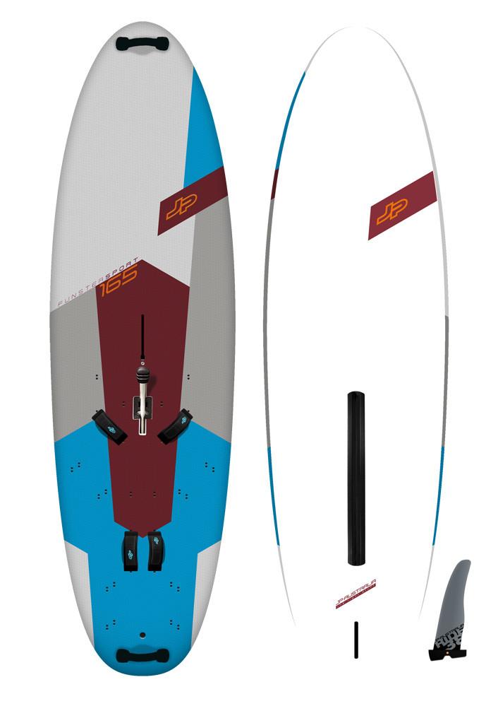 JP Australia Windsurfboard Funster Sport ASA EVA 2020
