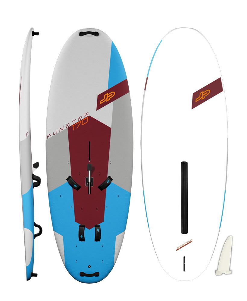 JP Australia Windsurfboard Funster Plus Nose ASA EVA 2020