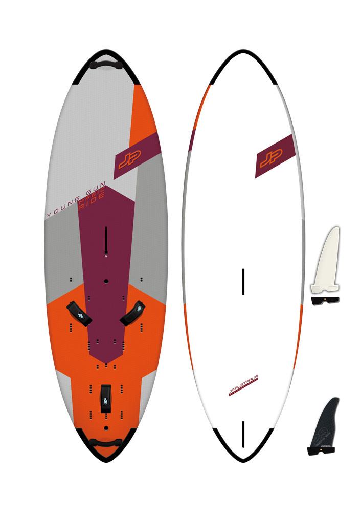 JP Australia Kinder Windsurfboard Young Gun Magic Ride ES 2020