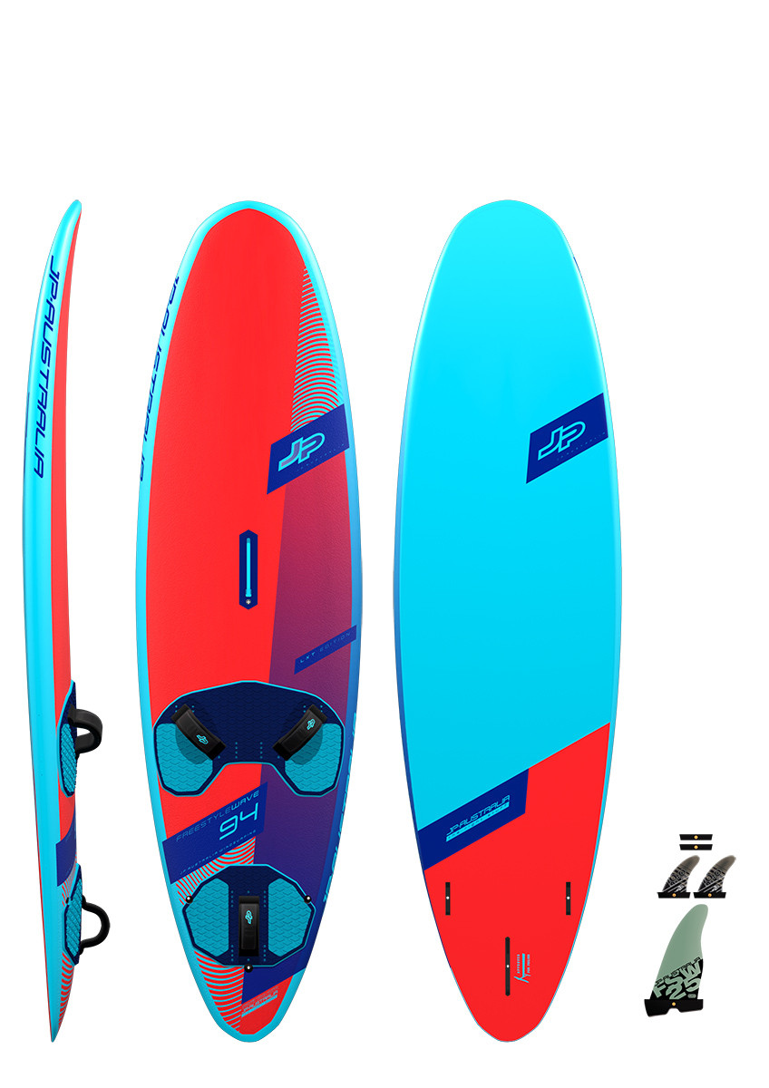JP Australia Windsurfboard Freestyle Wave 2021
