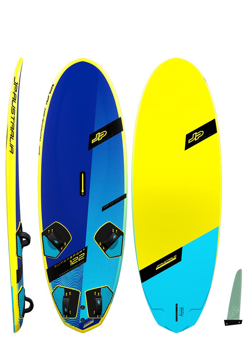 JP Australia Windsurfboard Super Sport LXT 2021