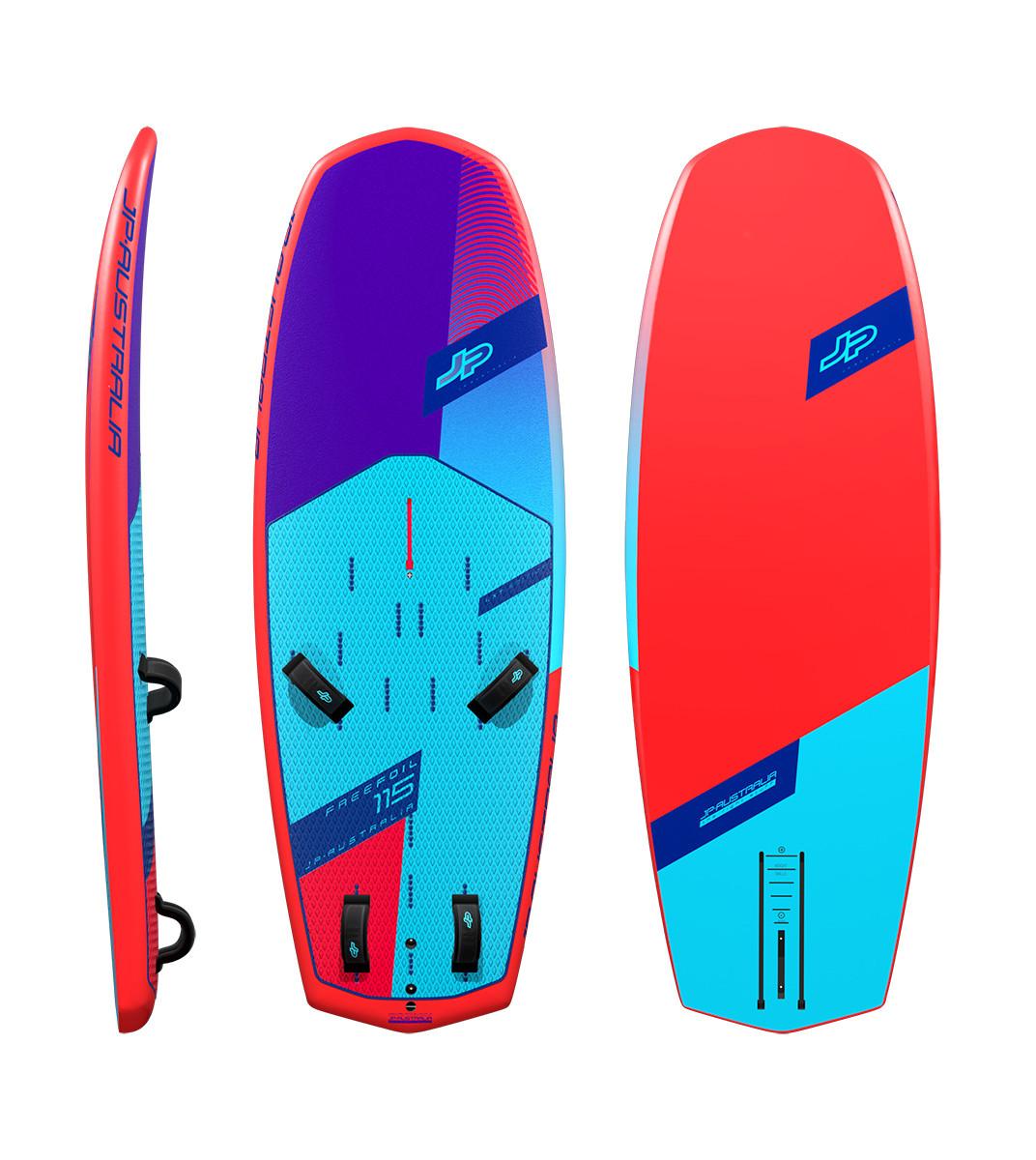 JP Australia Windsurfboard Freefoil LXT 2021