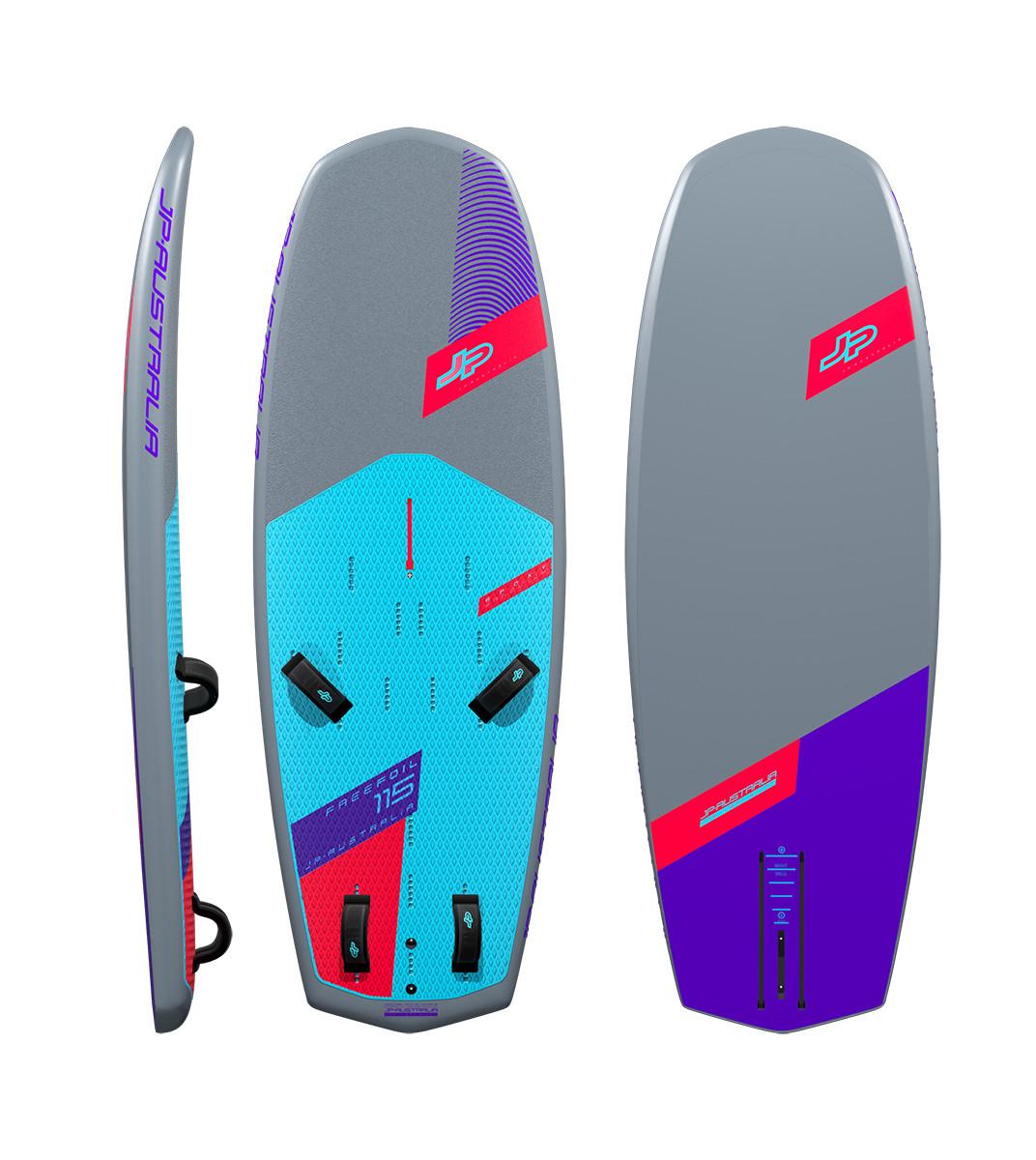 JP Australia Windsurfboard Freefoil ES 2021