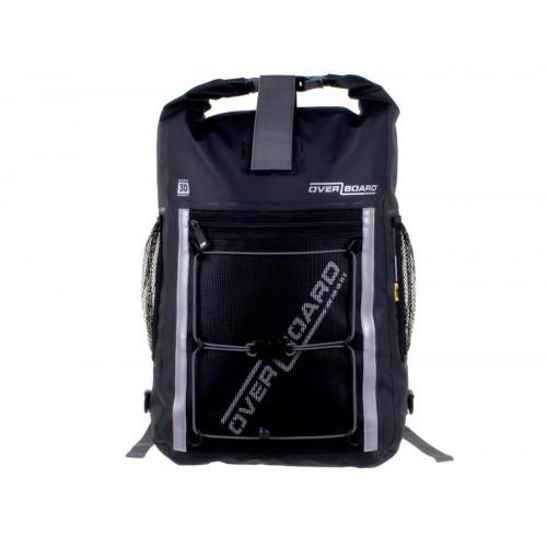 Overboard pro-sports backpack 30 Liter Zwart