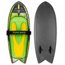 Kneeboard Radar Hawk Green