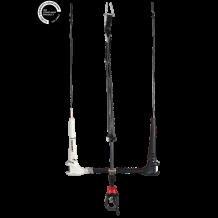 Cabrinha Overdrive 1x with recoil kitebar 2021