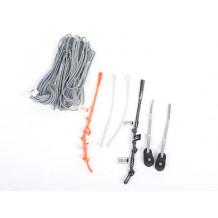 17 FX Bridle Replace Set