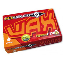 BIC Surf Wax Bio Warm | golfsurfen
