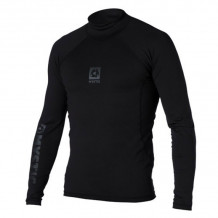 Mystic Bipoly Longsleeve Thermo Vest Men Black 2019