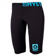 Mystic Bipoly Thermo Pant Short Women Black 2019