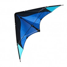 Elliot Delta Basic Blue-Black stuntvlieger