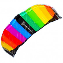 Elliot Sigma Fun Rainbow 2-lijns matrasvlieger