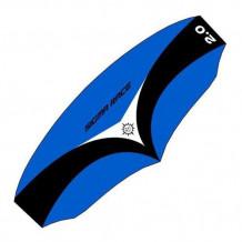 Elliot Sigma Race Blue 3-lijns matrasvlieger