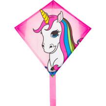 HQ Mini-Eddy Unicorn kindervlieger