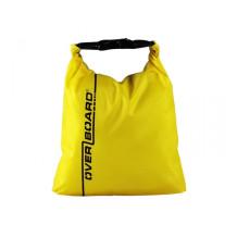 Overboard Waterproof Dry Pouch geel - 1 Liter