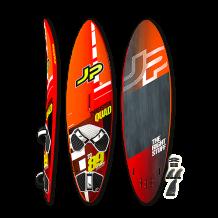 JP Australia Windsurfboard Thruster Quad Pro 2017