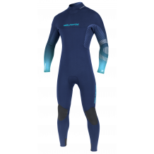 Neilpryde Mission Fullsuit Wetsuit 5/4/3 Backzip Navy/blue 2020