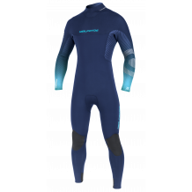 Neilpryde Mission Fullsuit Wetsuit 3/2 Backzip Navy/Blue 2020